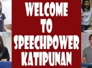 SPEECHPOWER-KATIPUNAN (Back of Shakey's)